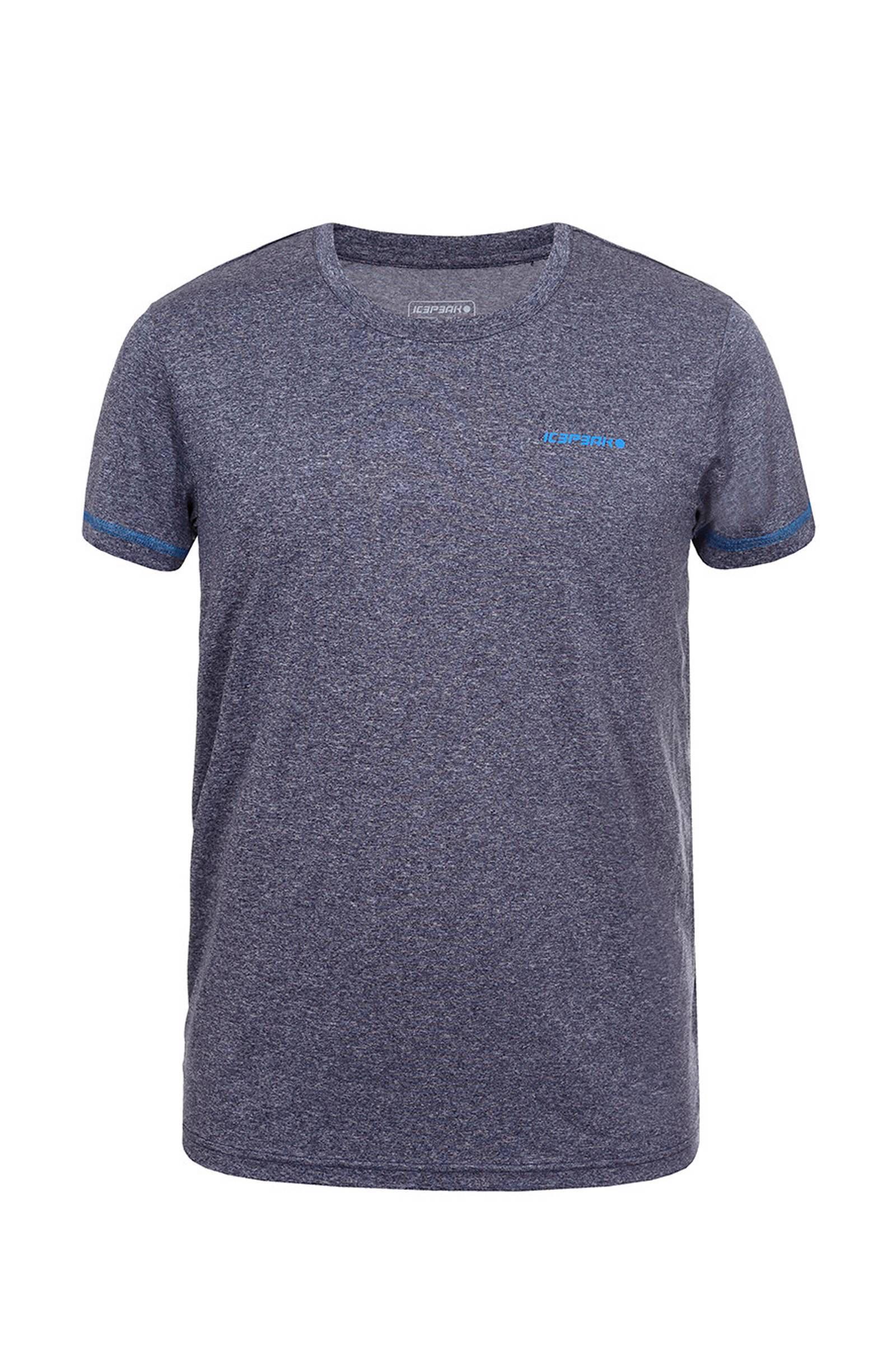 Selas T Icepeak outdoor shirt donkerblauw qAttSW