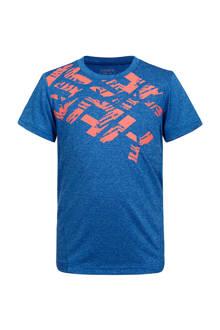 outdoor T-shirt Tene blauw