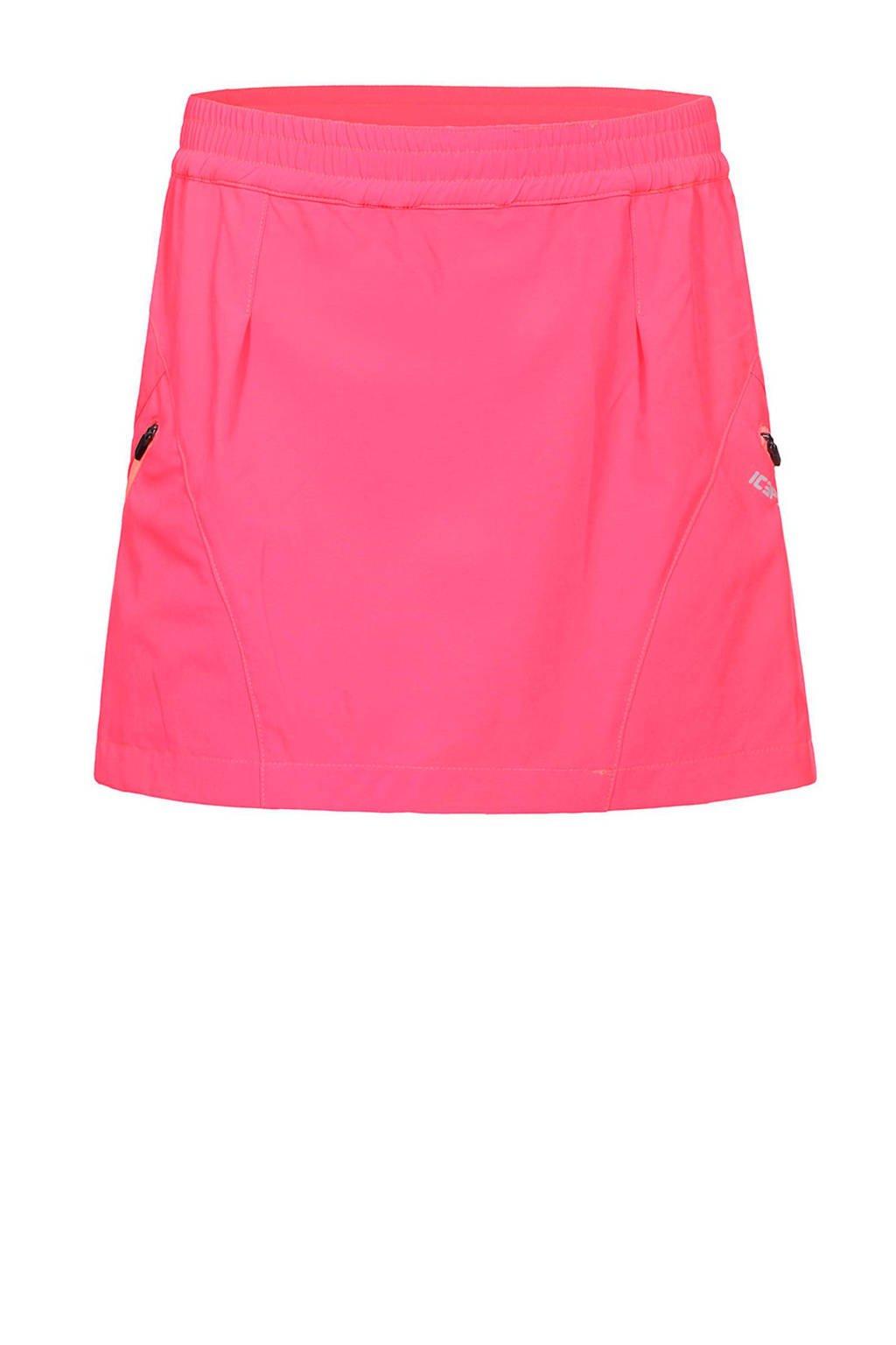 Icepeak meisjes outdoor skort Tilda roze, Roze