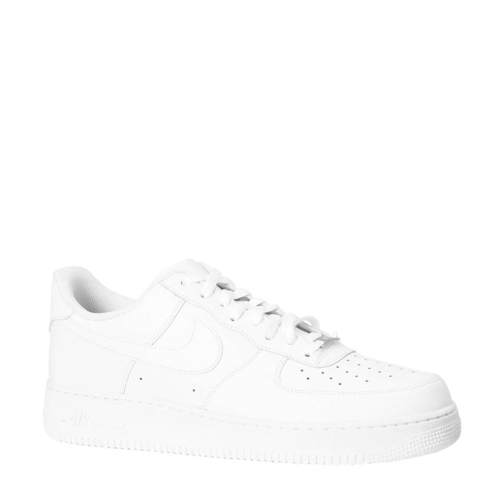 Nike Air Force 1 '07 sneakers, Wit