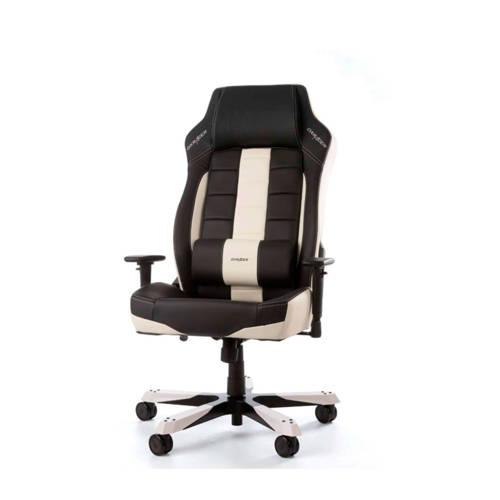 DXRacer Boss B120-NW gamestoel zwart/wit kopen