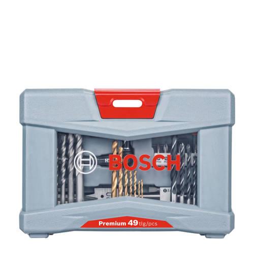 Bosch boren- en schroefbitset 49-delig kopen