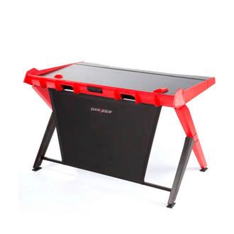 1000-NR computer bureau zwart/rood