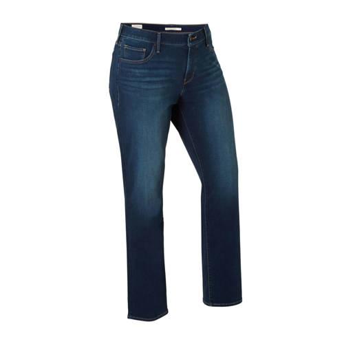 Levi's Plus straight fit jeans
