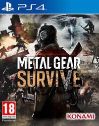 Metal gear - Survive (PlayStation 4)