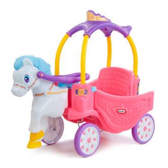 prinsessenkoets loopauto