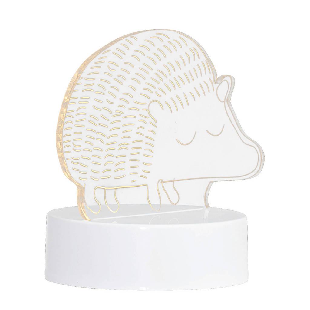 Bloomingville Mini tafellamp, Transparant