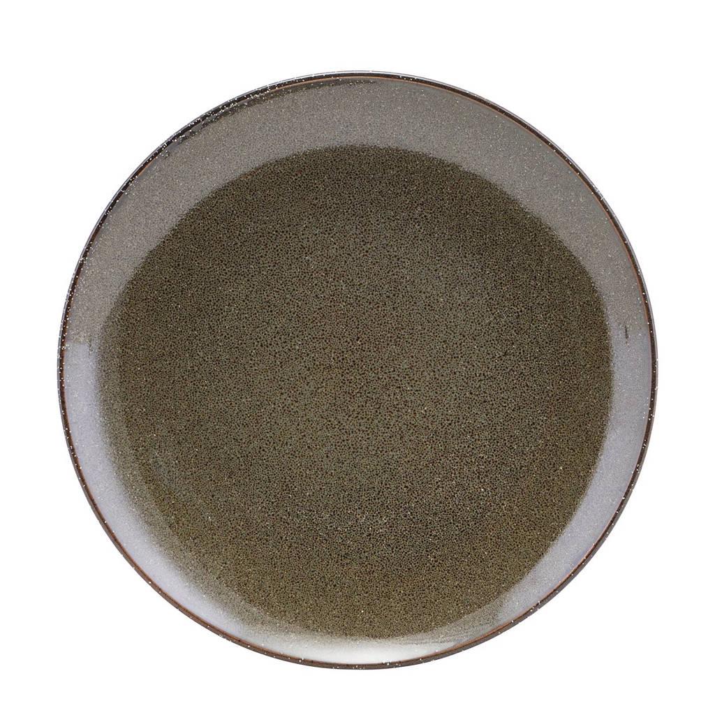 House Doctor Lake ontbijtbord (Ø21,4 cm), Groen