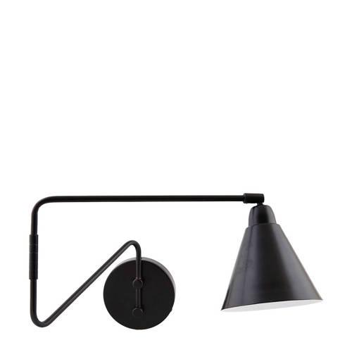 Wandlamp Game Zwart-Wit Dia 15cm IJzer House Doctor