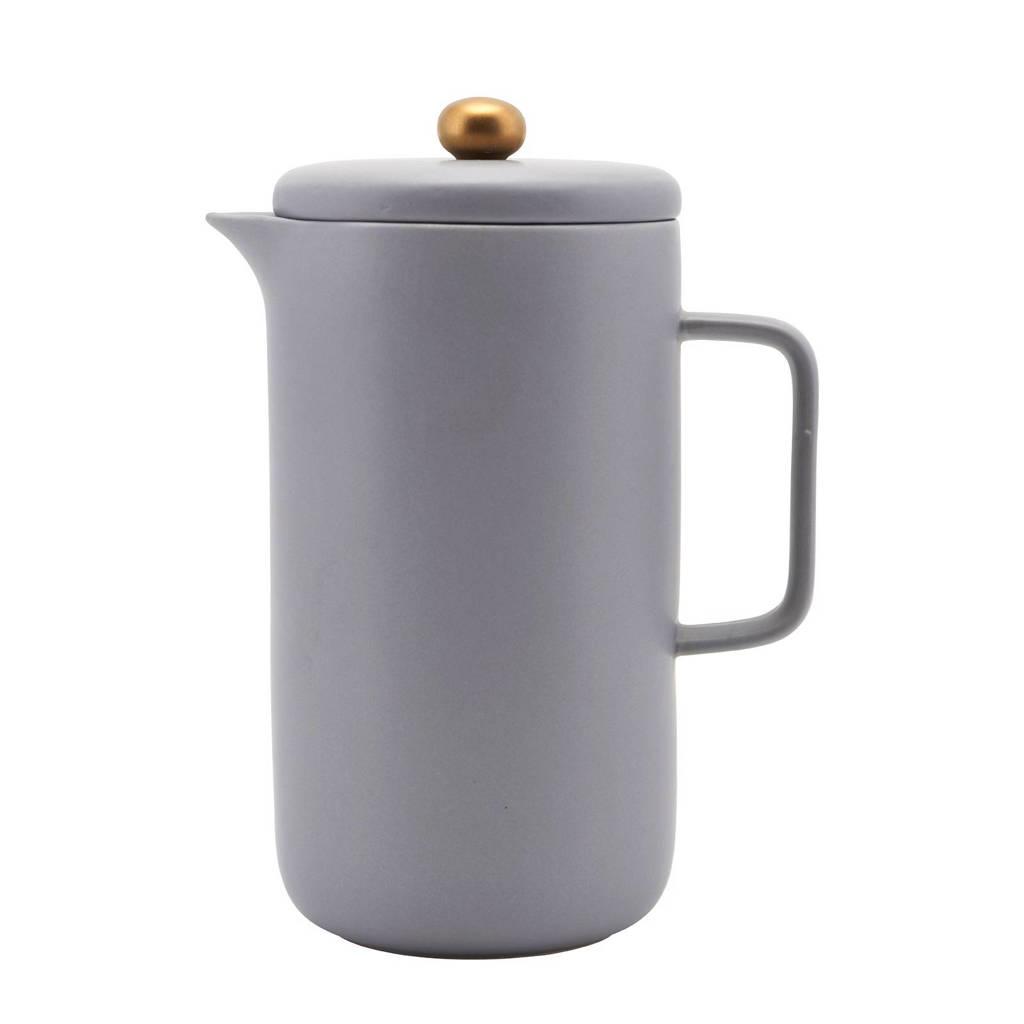 House Doctor Pot kan (Ø10 cm), Grijs