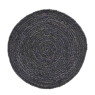 Circle placemat (Ø38 cm) (set van 4)