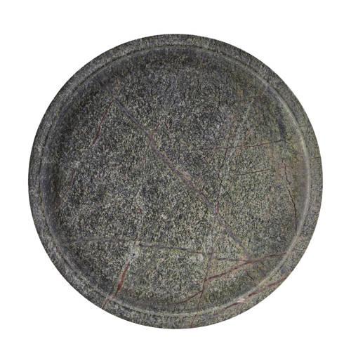 Poli decoratie schaal (�30 cm)