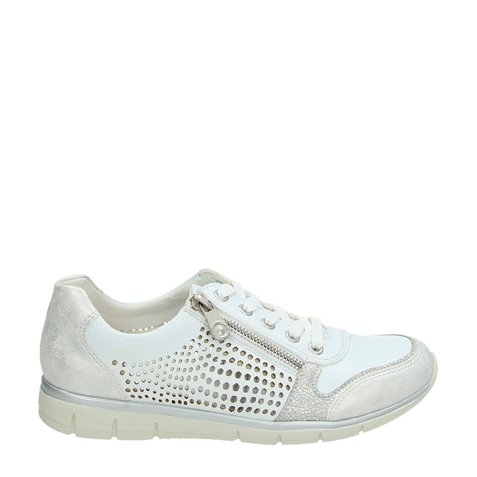 Rieker sneakers wit | wehkamp