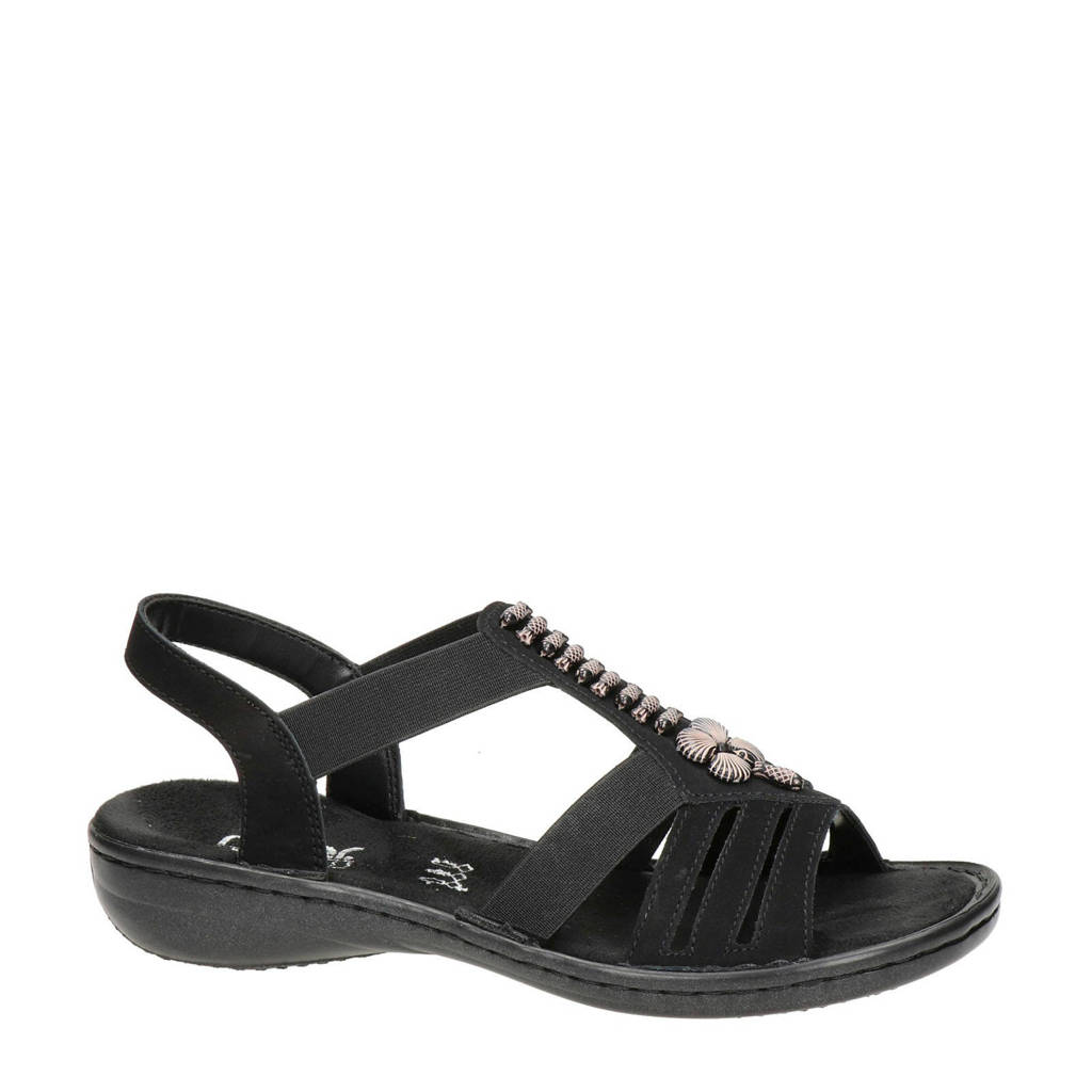 Uitgelezene Rieker sandalen met kralen | wehkamp PZ-52