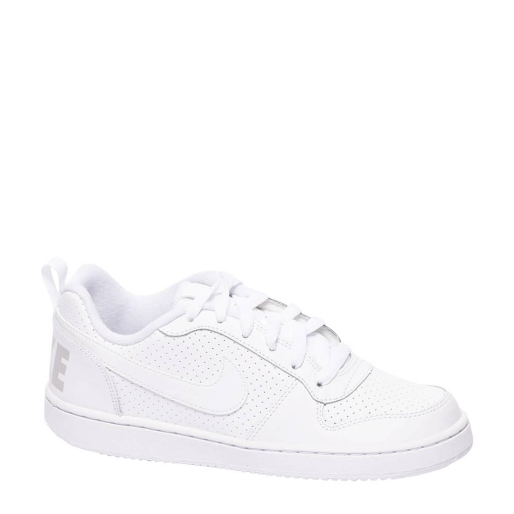 Nike   Court Borough LOW sneakers wit, Wit
