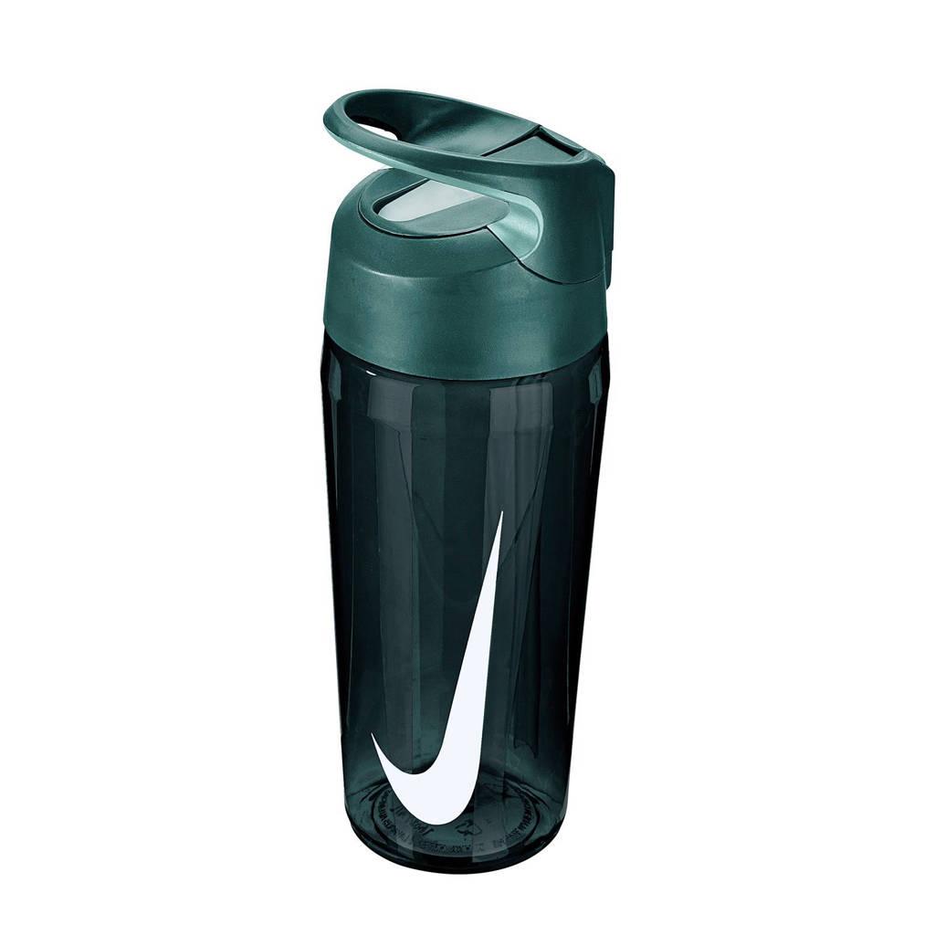 Nike   bidon 475ml, Antraciet/grijs/wit
