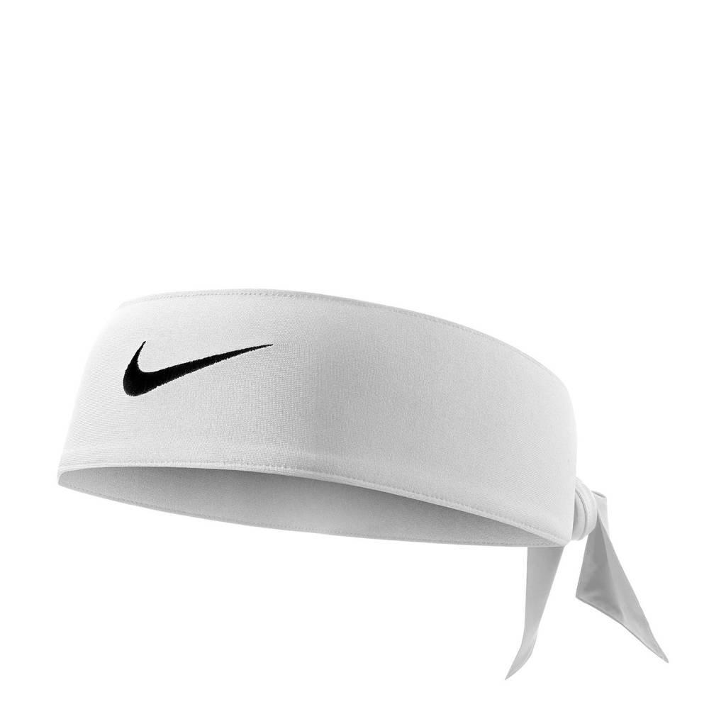 Nike   hoofdband, Wit/zwart