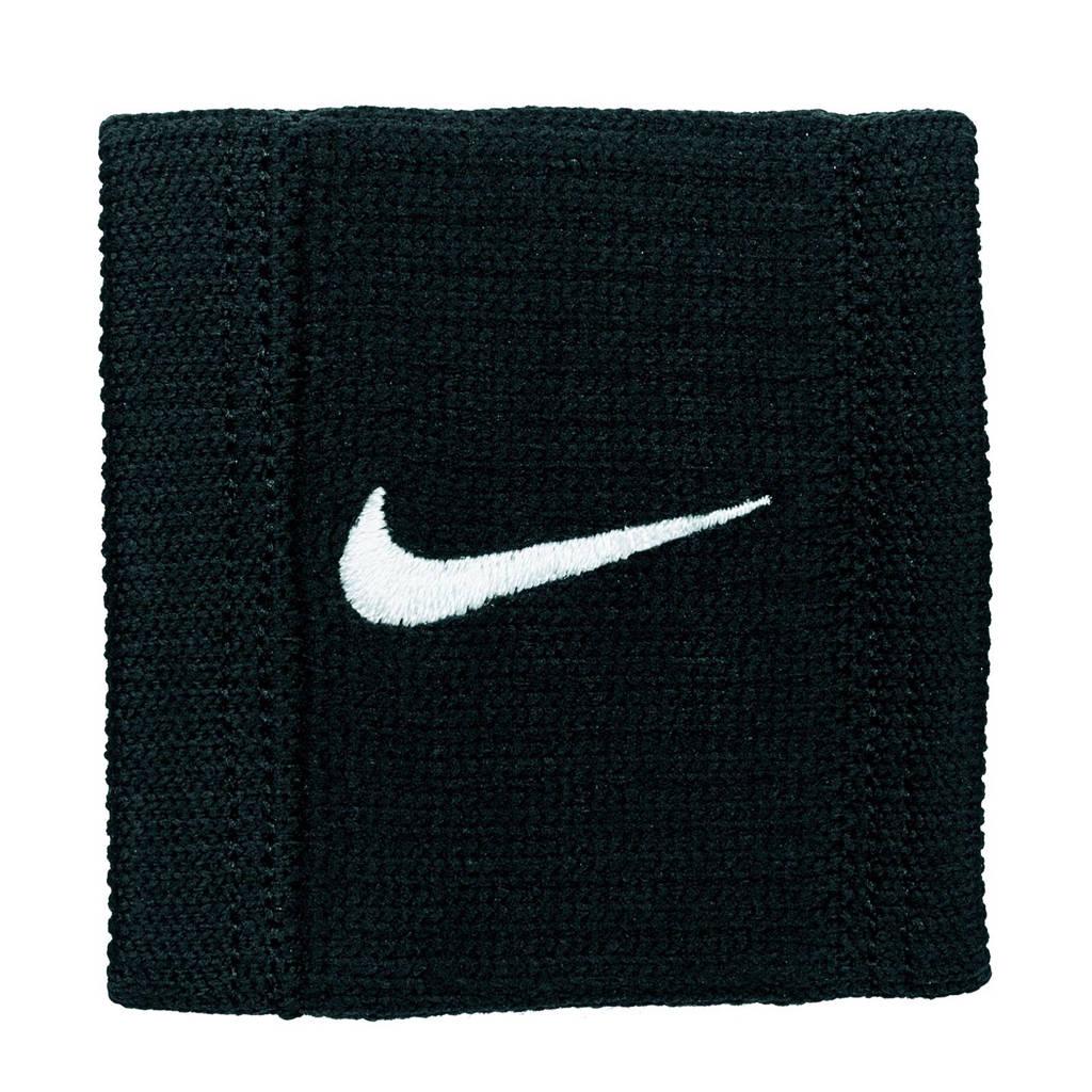 Nike   polsband, Zwart/grijs/wit