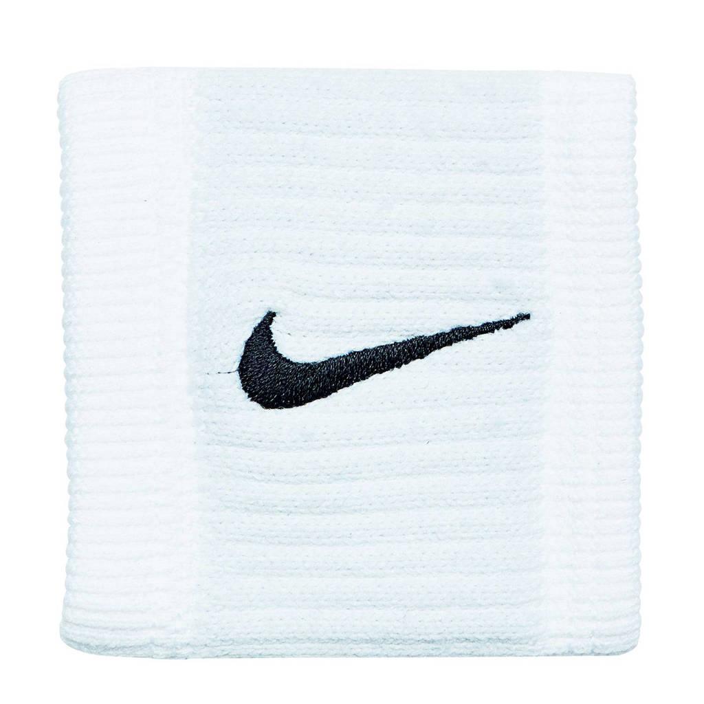 Nike   polsband, Wit/grijs/zwart