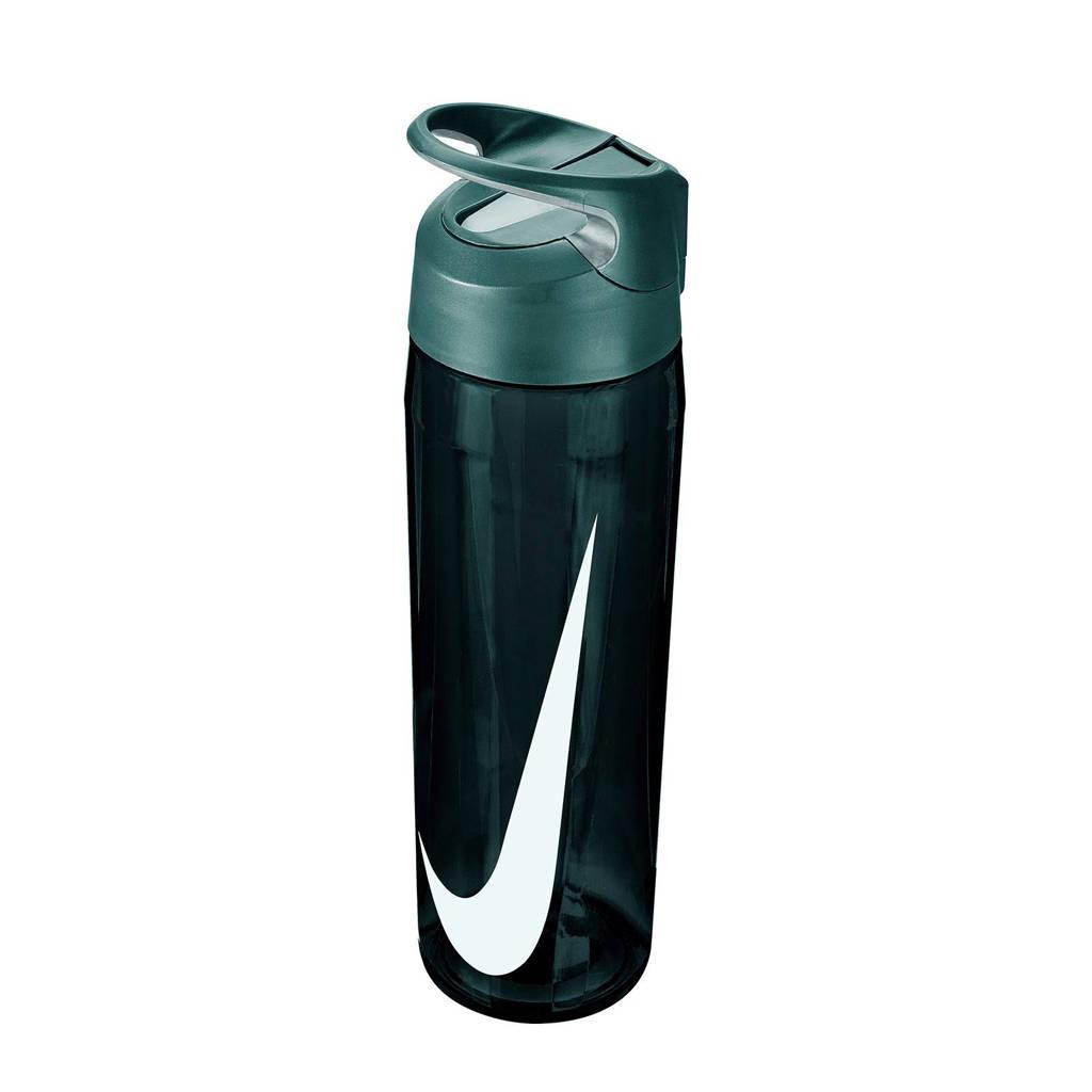 Nike   bidon 700ml, Antraciet/grijs/wit