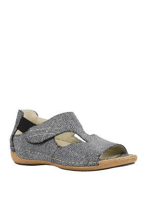 Comfort Heliett suède sandalen