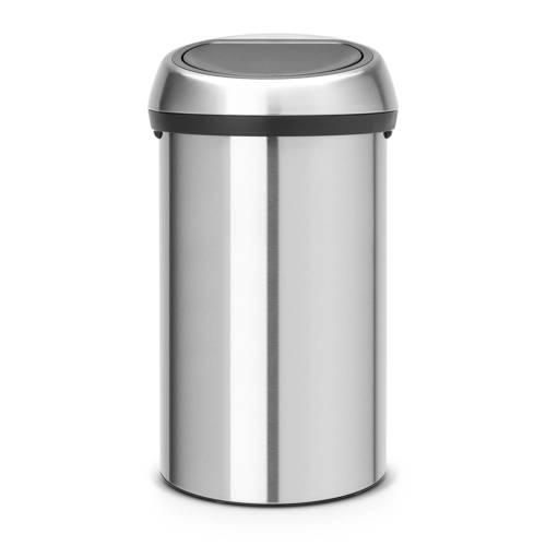 Brabantia Touch Bin, 60 liter prullenbak kopen