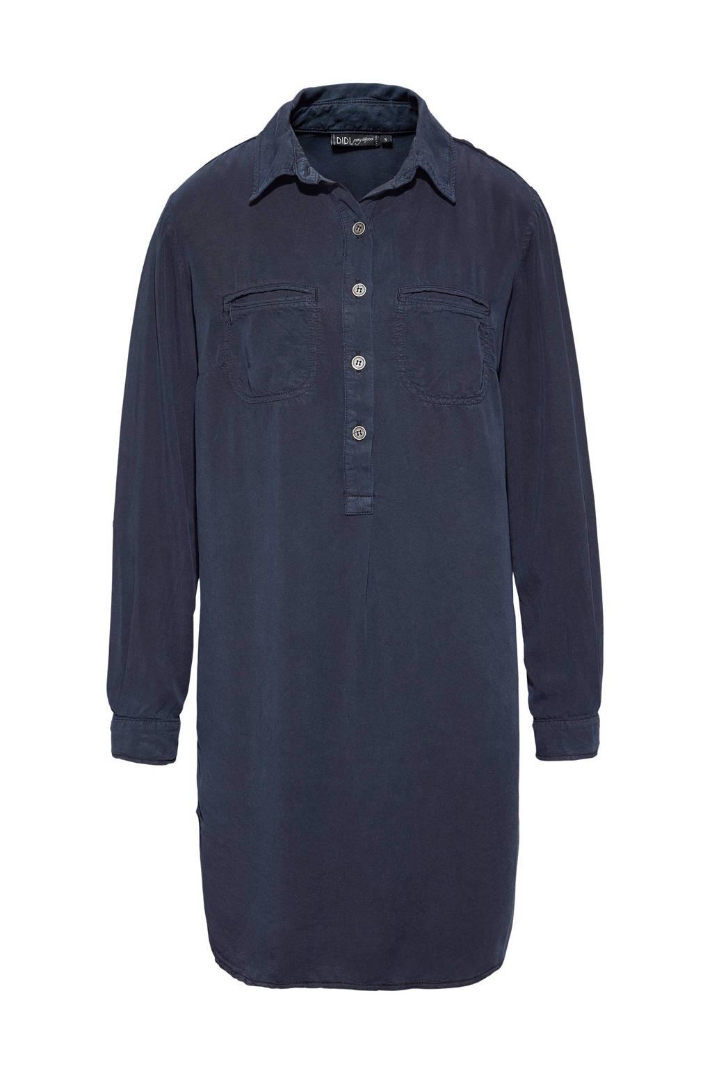 Didi blousejurk, Donkerblauw