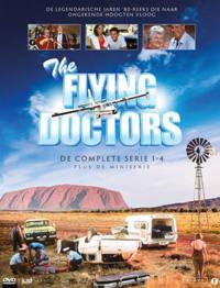 Flying Doctors - Seizoen 1-4 (DVD)
