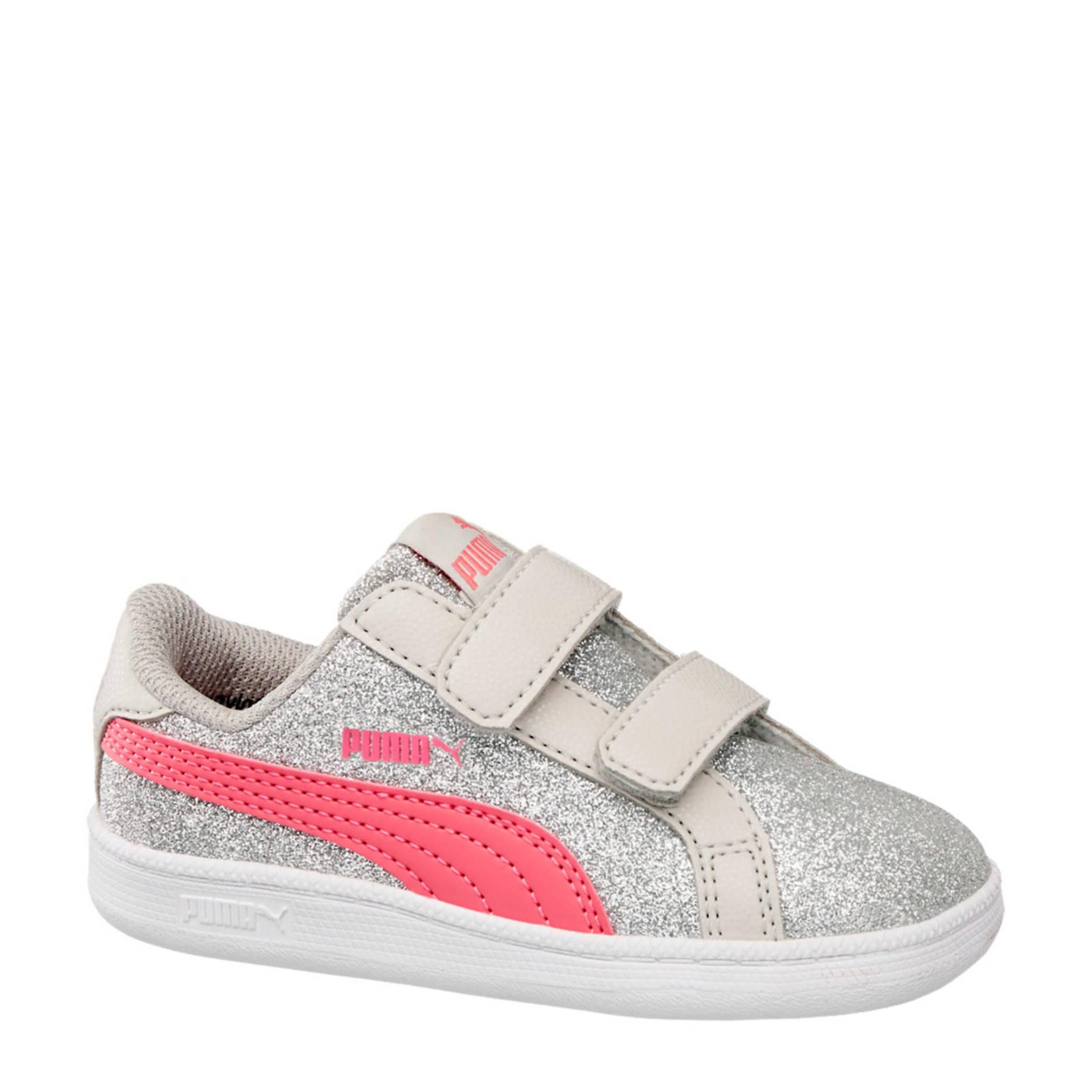 ccda221f546 Puma Smash Glitter glitter sneaker | wehkamp