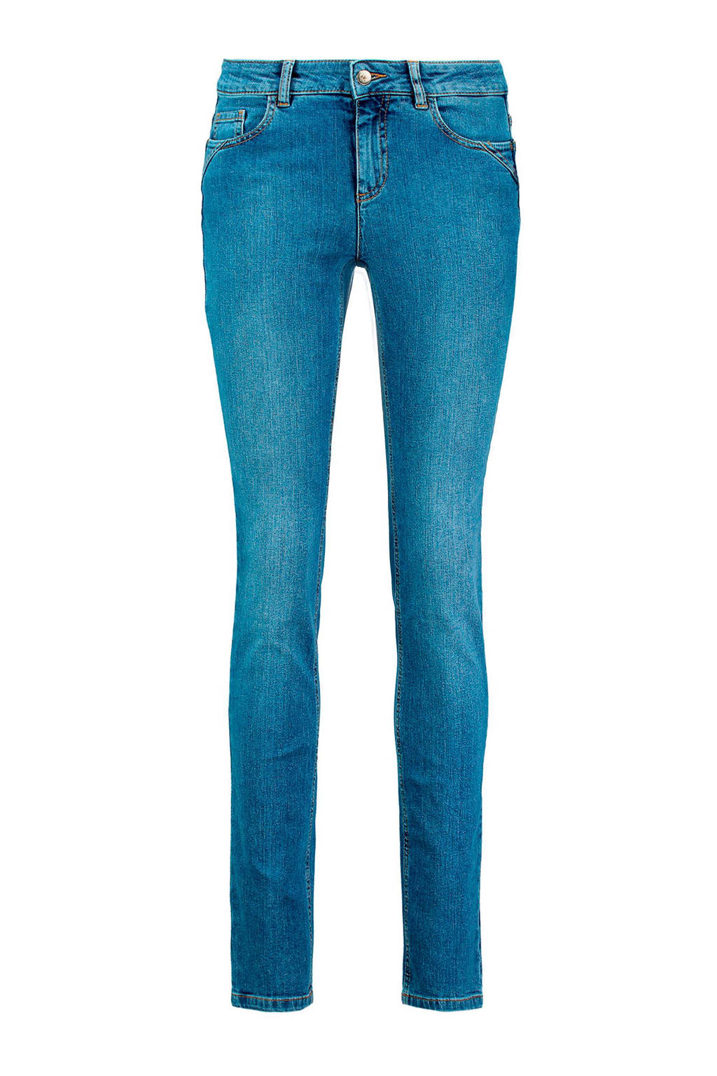 Claudia Sträter skinny fit jeans, Stonewashed