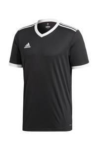 adidas Performance Senior  sport T-shirt Tabela zwart/wit, Zwart/wit, Heren