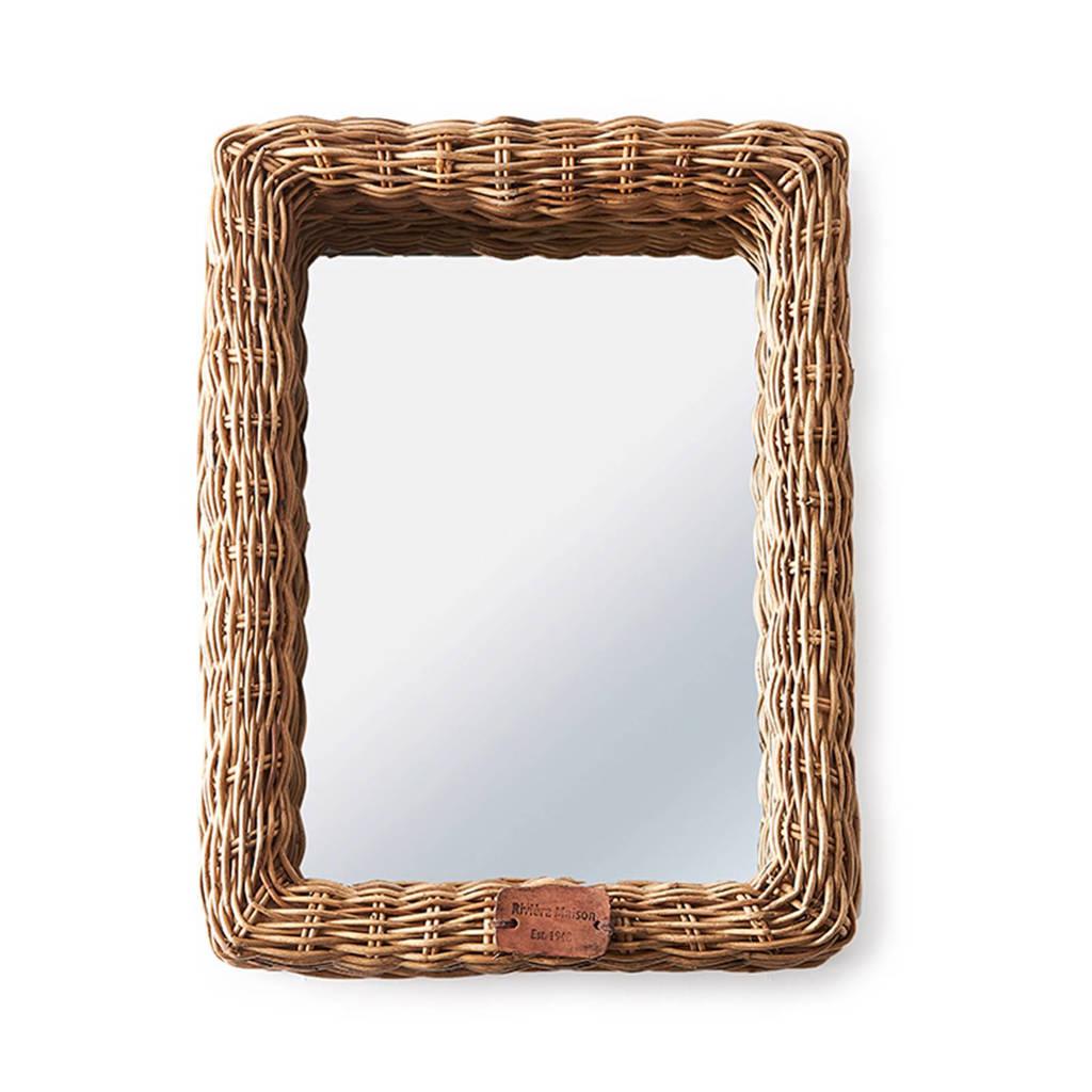 Riviera Maison spiegel, Bruin