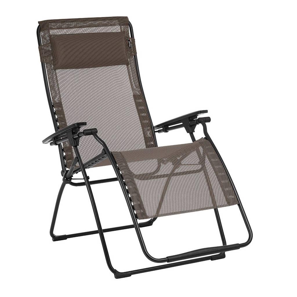 Lafuma  Futura XL outdoor camping stoel, Graphite
