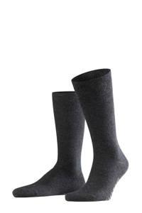 FALKE sokken Swing (2 paar), Antraciet melange