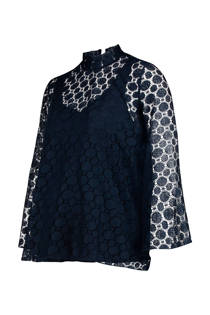 Noppies blouse met kant (dames)