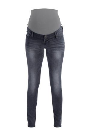 zwangerschaps skinny jeans Avi Everyday Grey