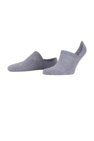 Cool Kick Invisible sneakersokken lichtgrijs