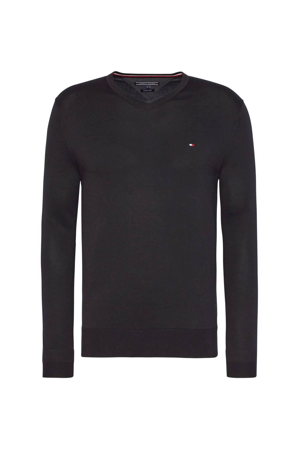 Tommy Hilfiger trui, Zwart