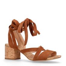suède sandalettes