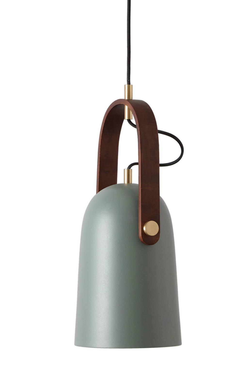 whkmp's own hanglamp, Zeegroen