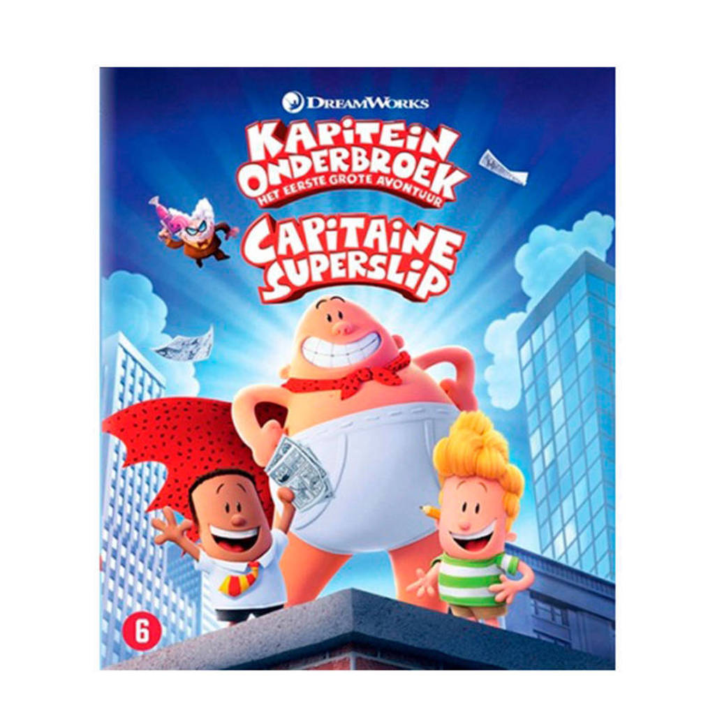 Captain underpants - The first epic movie  (Blu-ray)