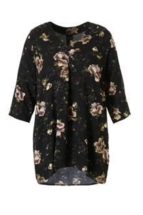 CHOISE tuniek met bloemenprint (dames)