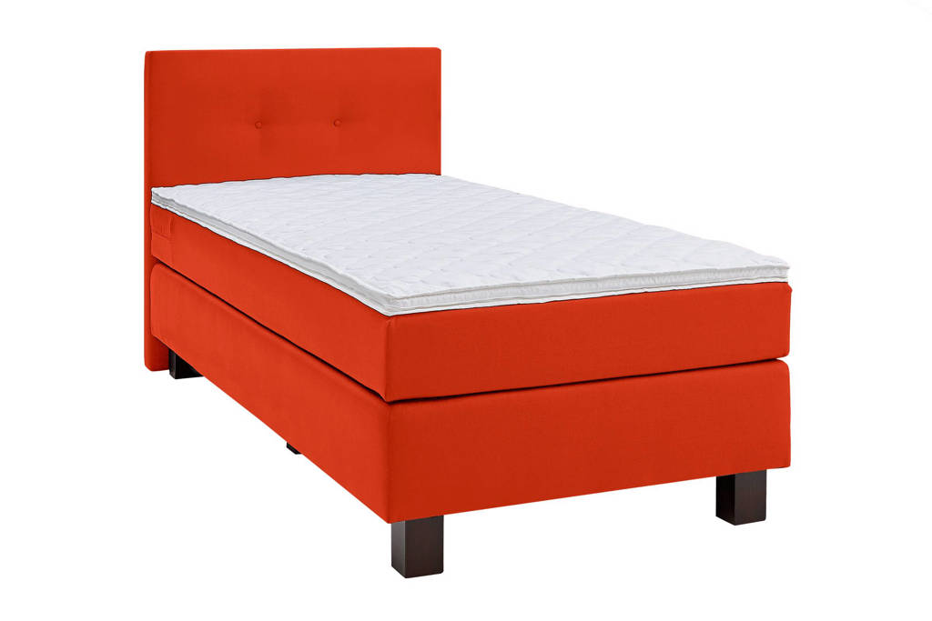 Beter Bed complete boxspring Salerno, 90x200, Roest