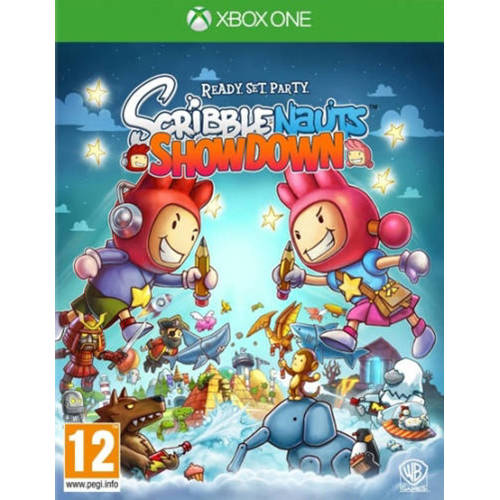 Scribblenauts - Showdown (Xbox One) kopen