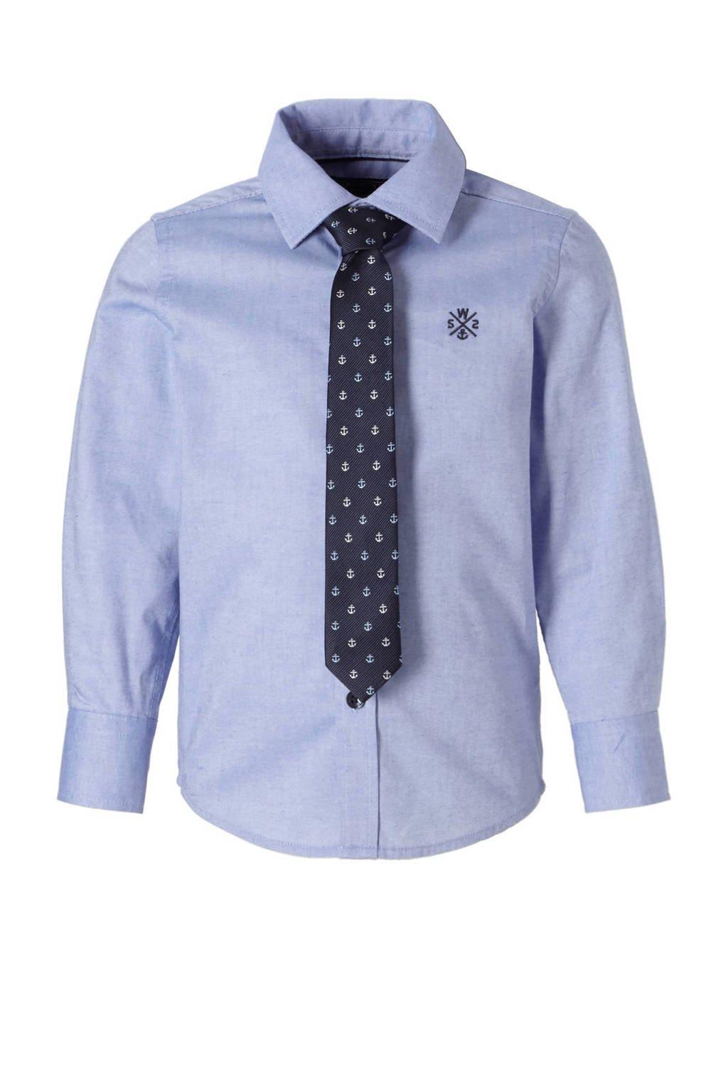 Ongekend C&A Palomino overhemd met stropdas   wehkamp QH-34