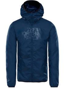 The North Face Drew Peak winddichte outdoor jas donkerblauw (heren)