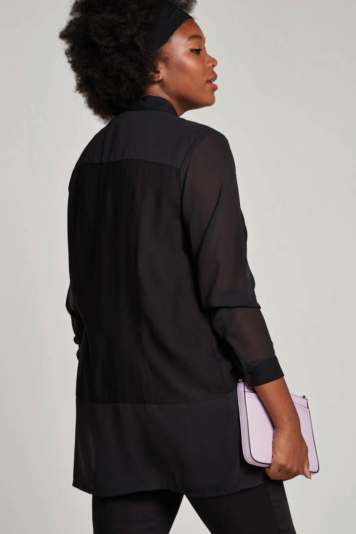 I transparante semi scenery I transparante blouse scenery blouse semi 4wqnW7x4rA