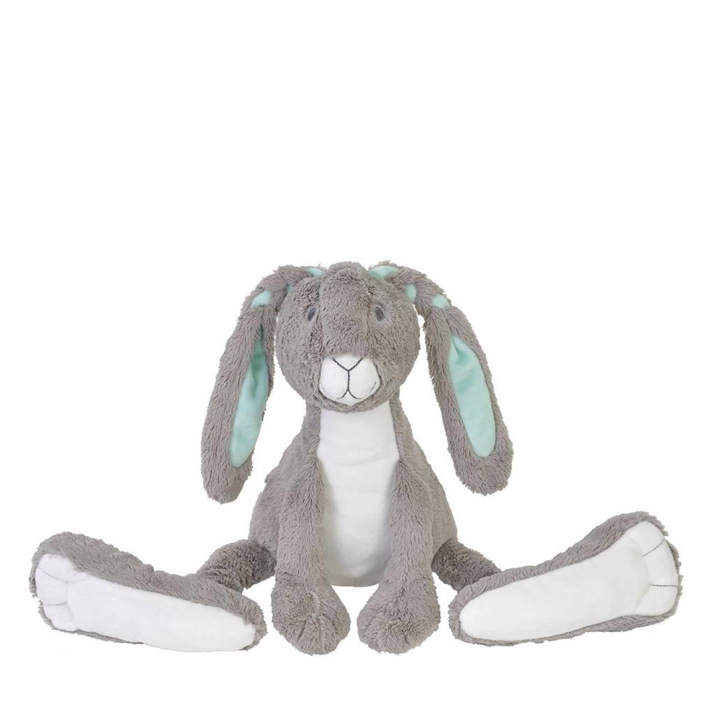 Happy Horse konijn Twine grijs knuffel 42 cm