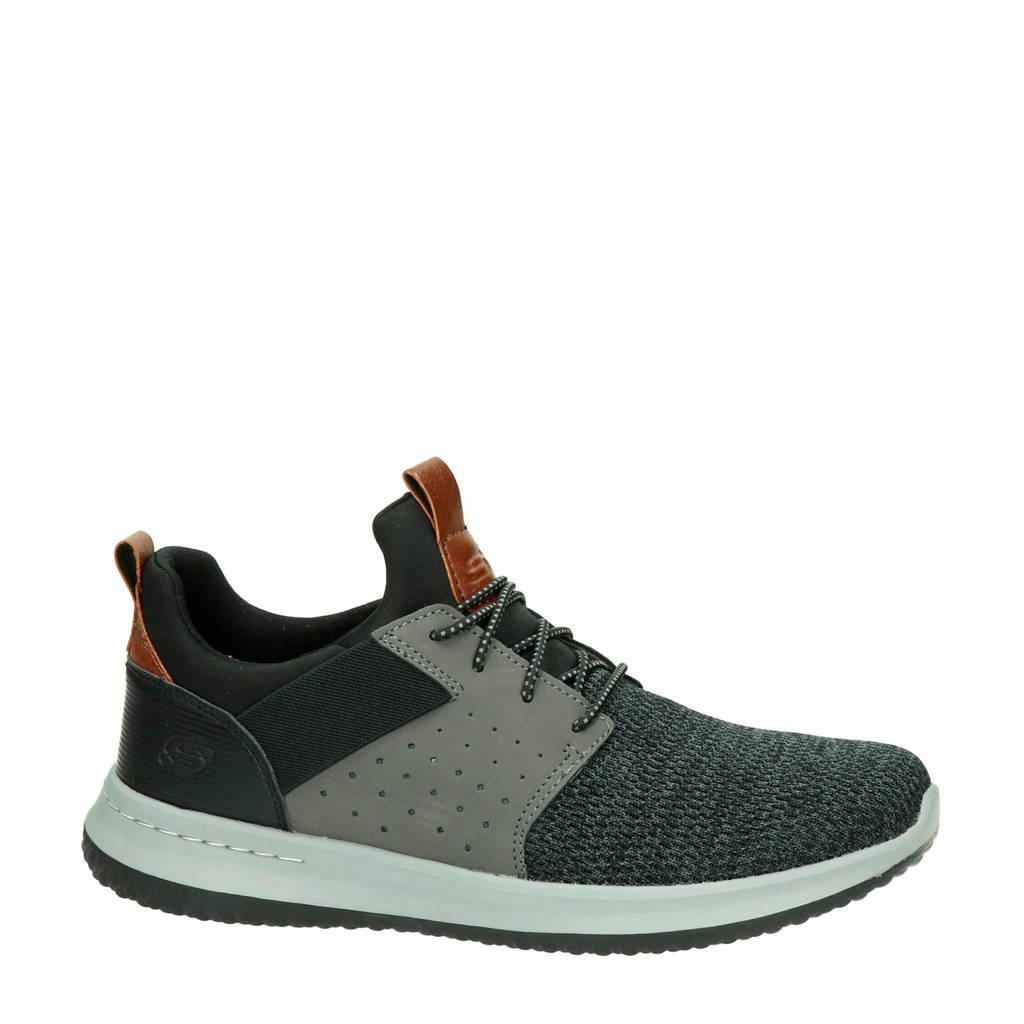 Skechers   sneakers, Antraciet