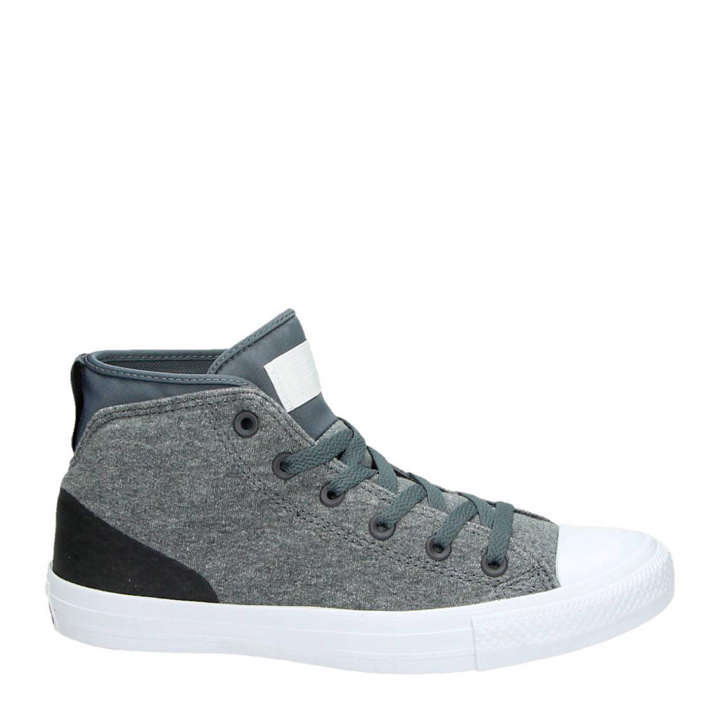 Converse Chuck Taylor All Star  sneakers grijs, Grijs/wit